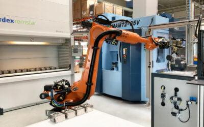Stillingen er besat – Vi søger en robot programmør til programmering og indkøring af KUKA-robotter
