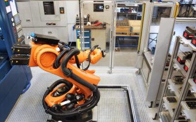 Automatiseret pallettehåndtering ved BJ-Gear A/S
