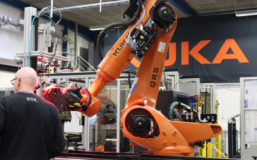 Stillingen er besat – Vi søger en PLC/HMI programmør med interesse for automationsløsninger og robotter